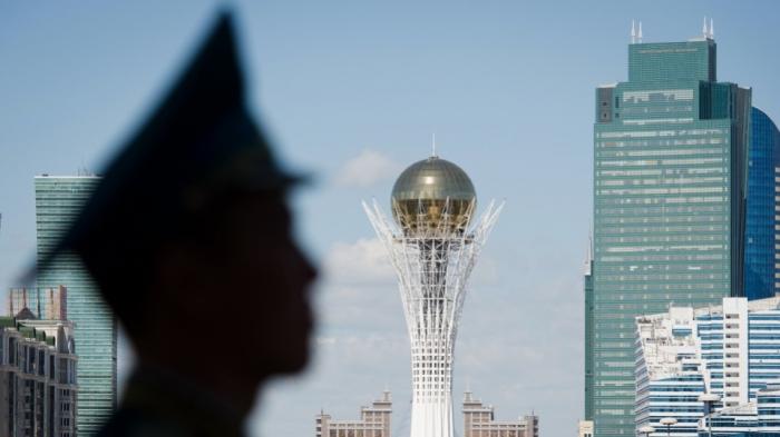 Astana-6 kicks off in Kazakhstan