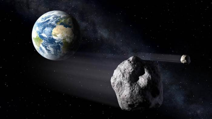 """Un astéroïde va passer """"sacrément prêt"""" de la Terre"""