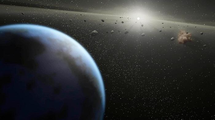 Pour Noël, un astéroïde de deux kilomètres de long passera tout près de la Terre
