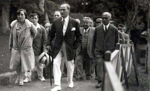 Türkiyənin qurucusu: Atatürkün nadir FOTOLARI