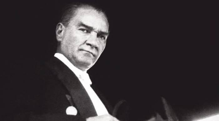 Atatürkün vəfatından 79 il ötür