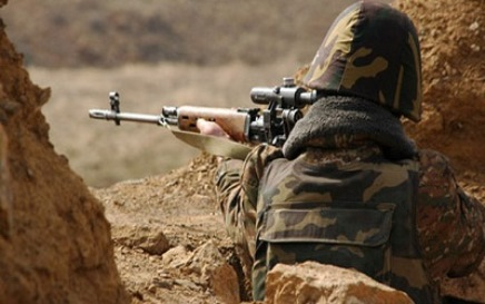 Armenian Armed Forces violate ceasefire over 35 times per day