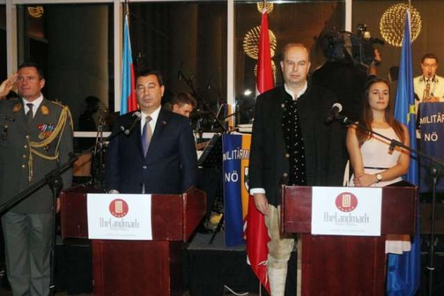 Austria's national holiday marked in Baku