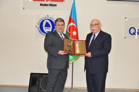 """Türk nazir:"""" Azərbaycan mənim üçün daha əzizdir""""."""