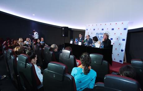 4-cü Avropa filmləri festivalına start verildi