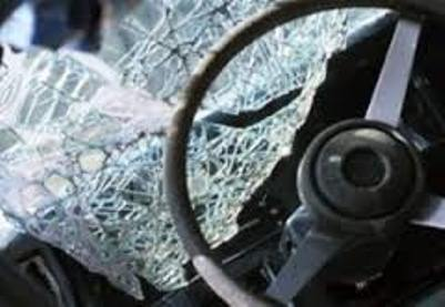Bakıda avtobus qəzası - Ölən var