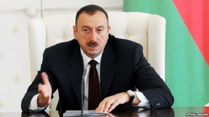 `Ermənistan sülh istəmir` - İlham Əliyev