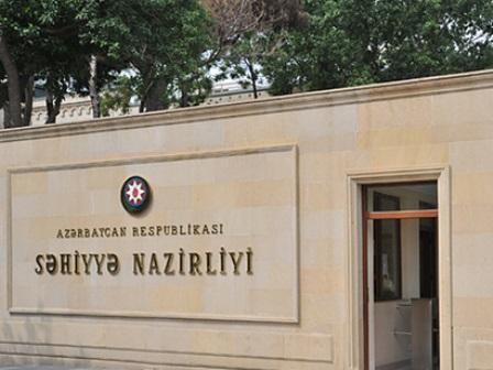 Nazirlik rəsmi ölü sayını açıqladı: 15 nəfər