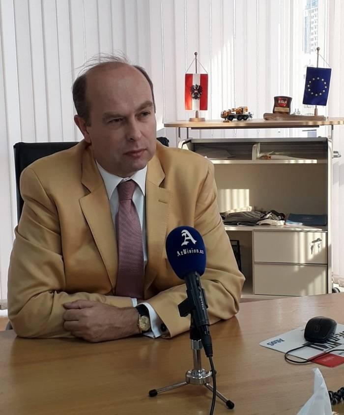Exklusives Interview mit dem österreichischen Botschafter in Aserbaidschan