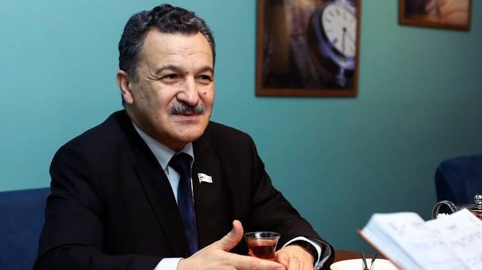 """""""Lütfi Zadənin vəsiyyəti hamını kövrəltdi"""" - Millət vəkili"""