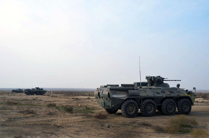 Azerbaijan Army's counter-offensive operation continues successfully