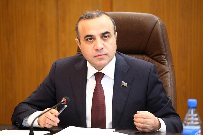 Azay Guliyev es elegido el vicepresidente  de la OSCE