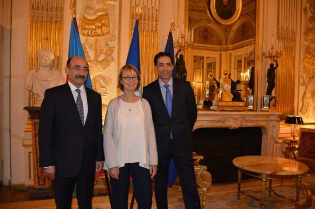 Azerbaijan, France explore ways of boosting cultural cooperation