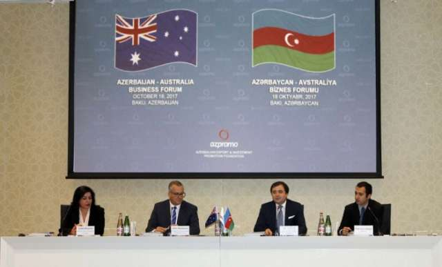 12 companies with Australian capital operate in Azerbaijan