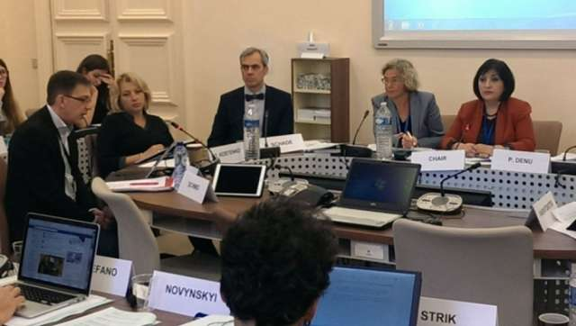 Azerbaijani MP highlights migrants' problems at PACE Committee meeting