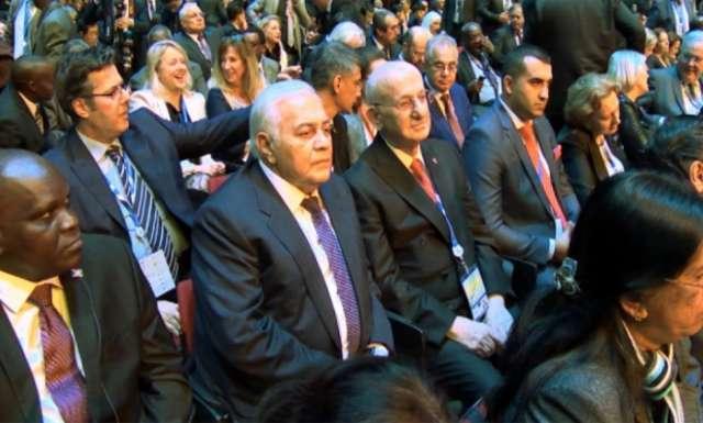 Azerbaijani parliamentary delegation attends IPU Assembly in Saint Petersburg