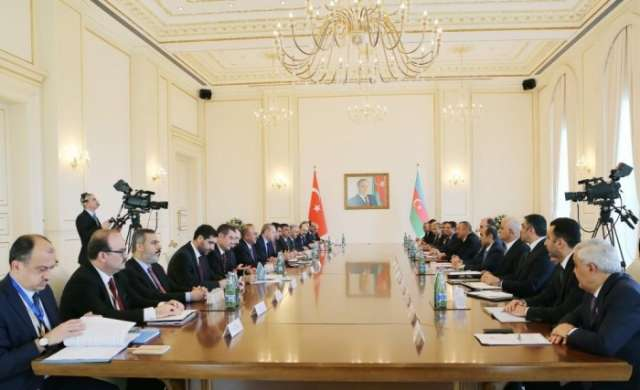 6th meeting of Azerbaijan-Turkey High-Level Strategic Cooperation Council held in Baku