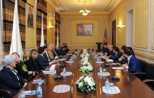 Azerbaijan, Sweden discuss cooperation in religious and cultural fields