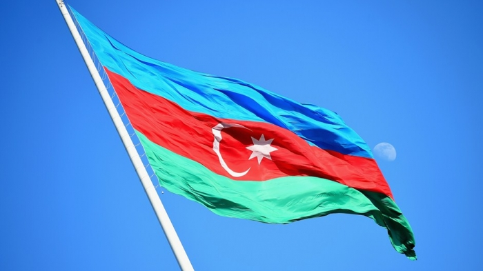 Azerbaijan marks national flag day