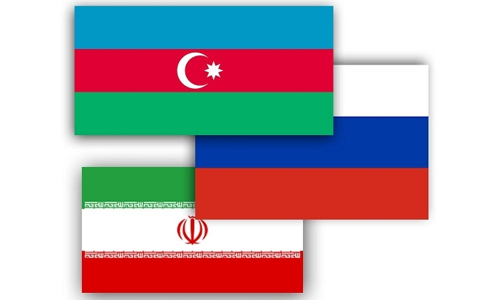Heads of Azerbaijan, Iran, Russia to mull North-South corridor