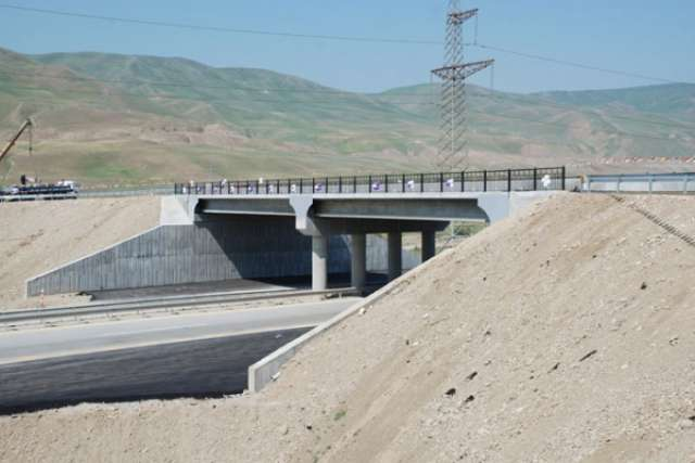Construction of new bridge over Samur River to cost AZN 36M