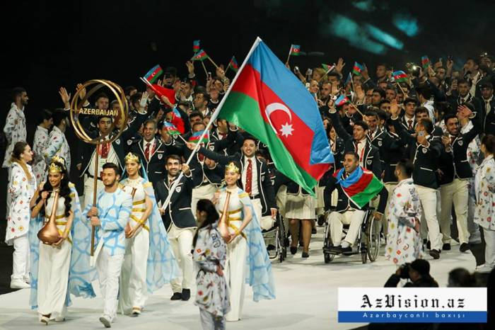 İslamiada başa çatdı - Azərbaycan birincidir