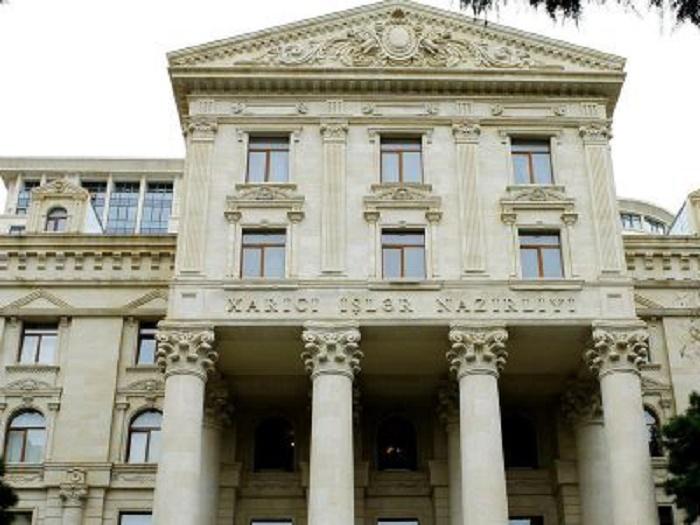 MAE azerbaïdjanais: La visite de Bako Sahakian à Bruxelles - rien de plus qu'un voyage touristique