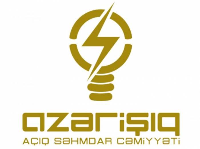 """""""Azərişiq""""a müraciətlərin sayı artıb"""