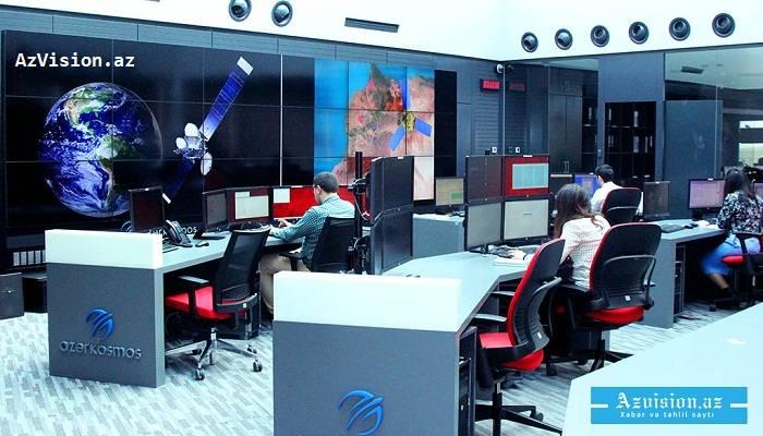La surveillance spatiale a été réalisée à Kalbajar et à Zangilan