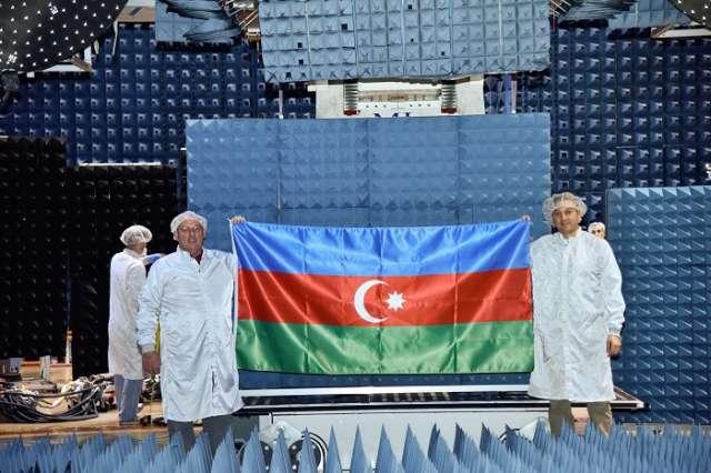 """""""Azerspace-2"""" peykinin ən son görüntüləri - FOTOLAR"""