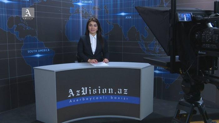 AzVision News: İngiliscə günün əsas xəbərləri (8 yanvar) - VİDEO