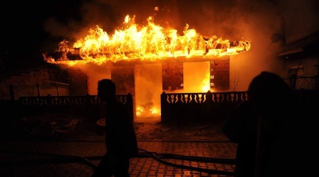 Borçalıda bir gündə 40 ev yandı