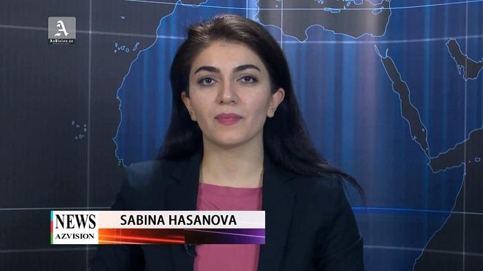 AzVision News: İngiliscə günün əsas xəbərləri (12 yanvar) - VİDEO
