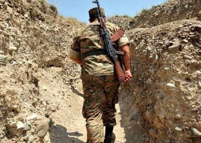 Ermənistanda silah oğurlayan əsgər tutuldu