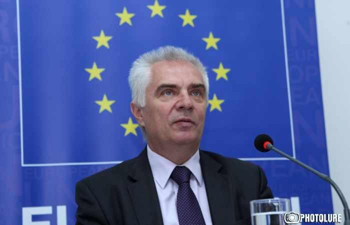 EU warnt Armenien vor der Vorwahl