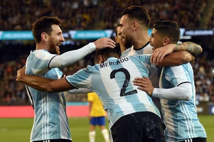 Messi Argentinanı DÇ-2018-ə çıxardı - VİDEO