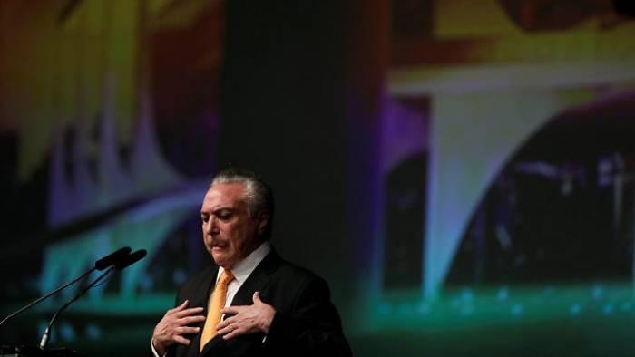 Brasiliens Präsident unter Druck