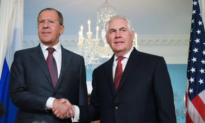 Offensive turque en Syrie : Lavrov s'entretient au téléphone avec Tillerson
