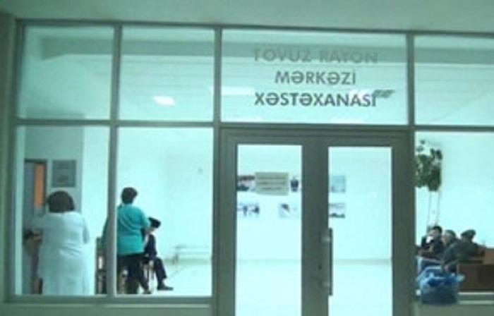 Tovuzda ağır yol qəzası, yaralanan