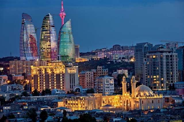 باكو هي المدينة الخامسة الأكثر شعبية في العالم