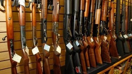 Silah satışına icazə verildi