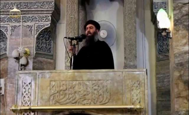 Hezbollah media: IS leader Baghdadi was reported in Syrian town