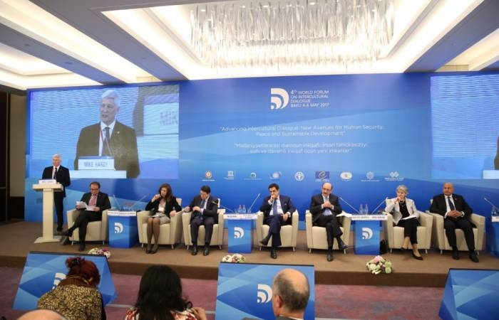 4th World Forum on Intercultural Dialogue comes to a close