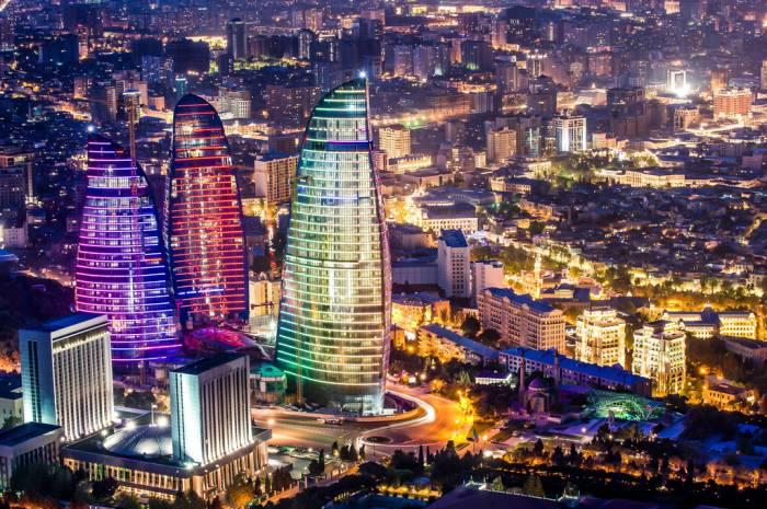 Baku ist die fünftbeliebteste Stadt der Welt