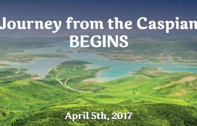 Baku 2017 announces Journey from Caspian