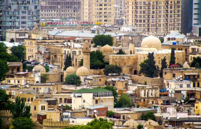 All about travel and backpacking in Azerbaijan