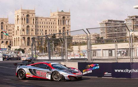 Formula One headed to... Azerbaijan?