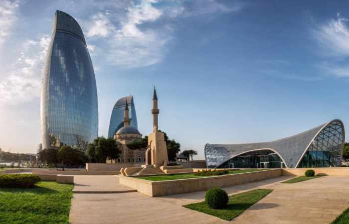 AZN 12.3B directed to socio-economic development of Baku this year