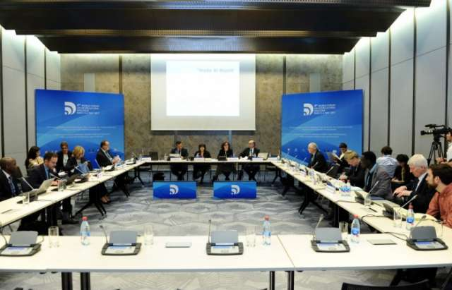 4th World Forum on Intercultural Dialogue kicks off in Baku