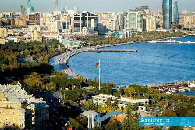 Bakı rusiyalı turistlər üçün populyar şəhərdir